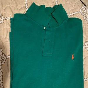 Shortsleeved Ralph Lauren shirt